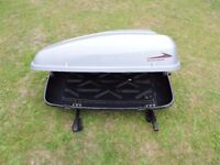 Karrite Extreme Roof Box (bars not included)