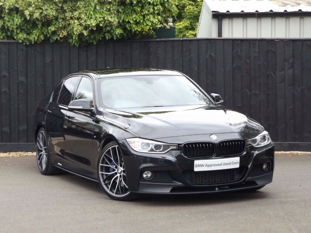 BMW 330D M SPORT M PERFORMANCE KIT 350+ BHP DYNO PRINT + ICONIC HEADLIGHTS  + PRO NAV + ONE OF A KIND   in Quinton, West Midlands   Gumtree
