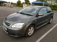 Toyota Corolla 1.4 Manual VVT-i Colour Collection 3dr