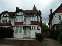 Large One Bed Ground Floor Garden Flat In Finchley* Massive Rooms * Parking * Close to Shops
