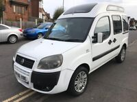 2006 FIAT DOBLO 1.9 DIESEL HIGH ROOF WITH WINDOWS MANY USES VAN/CAMPER CONVERSION ETC