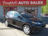 2014 Toyota RAV4 LE AWD!! BLUETOOTH!! CRUISE!! AIR!! PW PL NEWLY