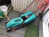 Bosch Rotak 32 R Electric Rotary Lawn Mower,