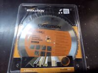 Evolution Power Tools.RAGE2 355mm MULTI BLADE