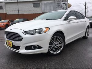 2014 Ford Fusion SE LEATHER NAVIGATION MOONROOF