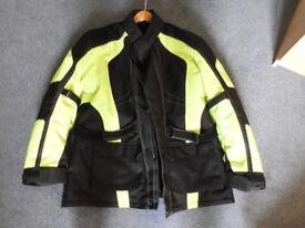 Hein Gerieke XL Waterproof Bike Jacket