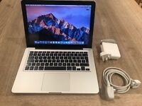 "Apple MacBook Pro 13.3"" model A1278 laptop (April, 2010) 8Gb memory 500Gb"