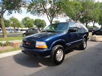 2001 GMC Jimmy 2 DOOR