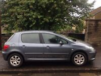Peugeot 307 S HDI 1.6 2006 (06)**Diesel**Low Mileage**Full Years MOT**Low Road Tax**ONLY £1495!!!