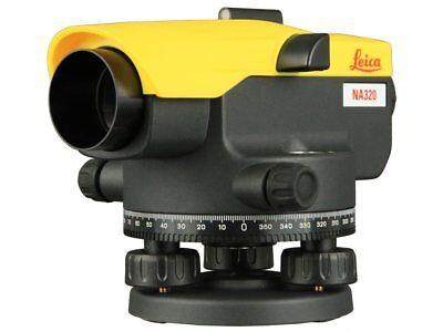Leica Na320 360 Degree Auto Level With Hard Case 840381