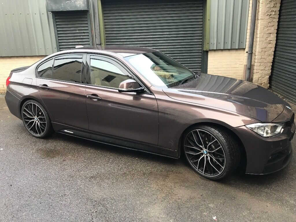 bmw f30 330d twin turbo m sport m performance model with all kit and 20inch alloys cat d. Black Bedroom Furniture Sets. Home Design Ideas