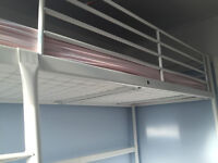 Ikea Loft Bed with Mattress - Good condition