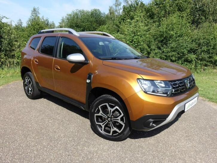 Ruim aanbod Dacia Duster Occasions 2016 - 2018 - BYNCO