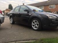 Ford focus 1.6 2007style £1500 (cat c)