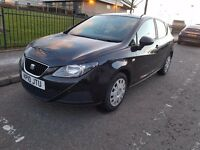 Seat Ibiza 1.4TDI 80 tax (only £30 a year) Service history