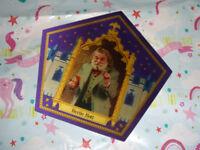 Bertie Bott Chocolate Frog Card Harry Potter
