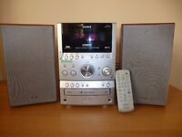 SONY Micro HI-FI Component System 3 CD/MP3 player