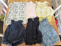 0-1 month summer outfits