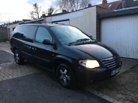 Chrysler, GRAND VOYAGER, MPV, 2007, Other, 2776 (cc), 5 doors