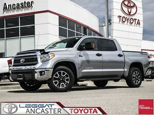 2014 Toyota Tundra TRD CREWMAX 5.7L V8 4X4 WITH ONLY 27239 KMS!!
