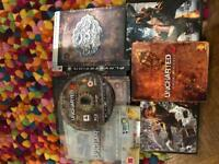 Uncharted 2 Limited Edition Collector's Box PS3 Playstation 3