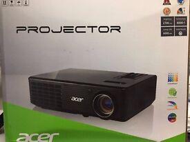 Acer Projector x110 dlp
