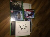 Xbox one s (MINT CONDITION)