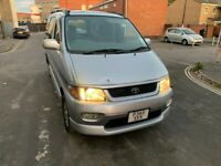 Toyota Hiace MPV Automatic camper , NEW 12 Months MOT £3000