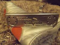 Scotty cameron Monterey California putter