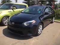 2014 Toyota Corolla LE(Cloth,Heated Seats)