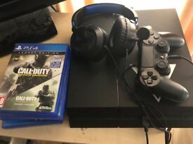 PS4 for sale, 500 gb ,£210.00 Ono