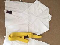 Karate boys kit