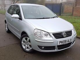 Volkswagen Polo 1.4 TDI Dune 5dr, FSH, Great condition, 2 Owners, £30 tax, Free warranty