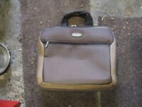 Large laptop/luggage/briefcase type bag...