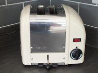 Dualit Retro Style 2-slice Toaster.