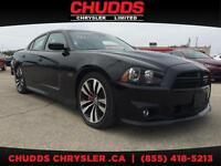 2012 Dodge Charger Rare SRT 470hp 3D Navi Carproof Clean