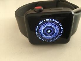 Apple Watch 3 GPRS and cellar
