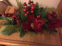 Christmas decoration centre piece