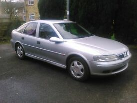 Vauxhall Vectra 2lt Club DTi