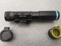 Beeman rifle scope