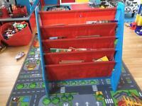 Thomas the tank bookcase