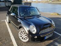 Mini Cooper S Convertible. FSH. New MOT. Great original condition. Very fast! 😆 Lady owner, KT9.