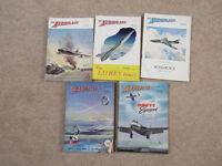 vintage aeroplane magazines