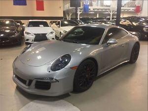 2015 Porsche 911 GTS 7 SPD WARRANTY