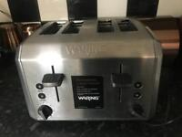 Waring 4 slice toaster