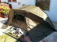 New One Man Bivvy & Fishing Accessories