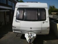 2006 swift bridgmere 4 berth tourer