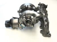 TURBO FITS VW SEAT SKODA AUDI RENAULT BMW PEUGEOT CITROEN NISSAN TOYOTA RECONDTIONED TURBOCHARGER
