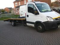 Car and van recovery service same day service
