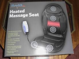 Heated Massage Seat.